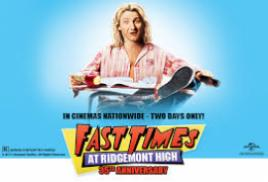 Tcm: Fast Times At Ridgemont High