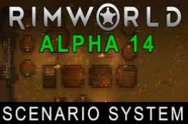 RimWorld Alpha 14e