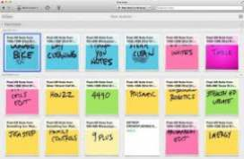 Evernote Sticky Notes 1