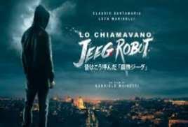 Lo chiamavano Jeeg Robot 2015